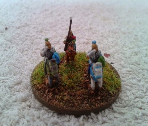 Gallic/Celtic cavalry command  picture 2