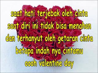 Kata Ucapan Selamat Hari Valentine Buat Kekasih