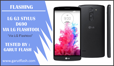 Flashing LG G3 Stylus D690 Firmware Update Tested 100%