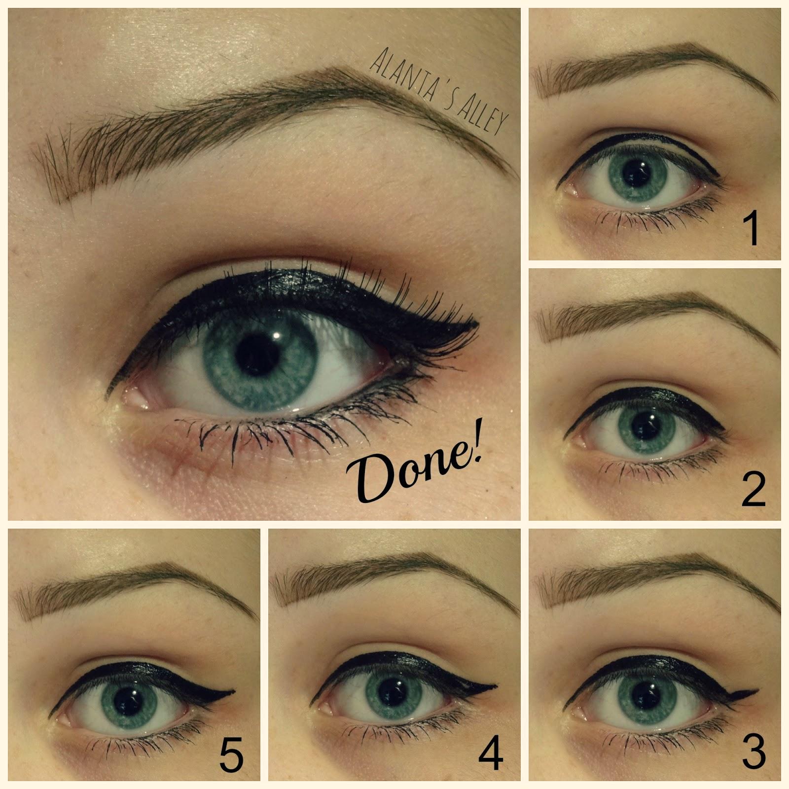 Pencil Eyeliner Liquid Liner Vs Eye