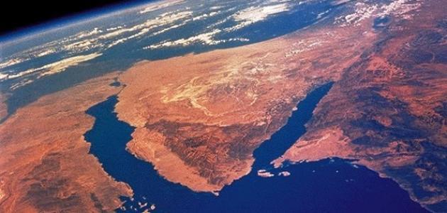 موضوع تعبير عن سيناء أرض الفيروز 2020
