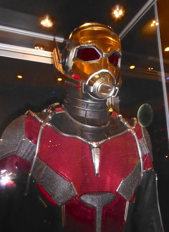 AntMan movie costume Captain America Civil War