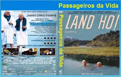 Filme Passageiros da Vida DVD Capa