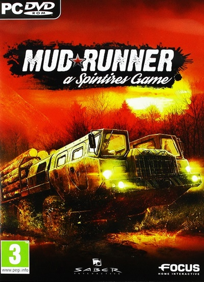 โหลดเกมส์ Spintires: MudRunner - The Ridge