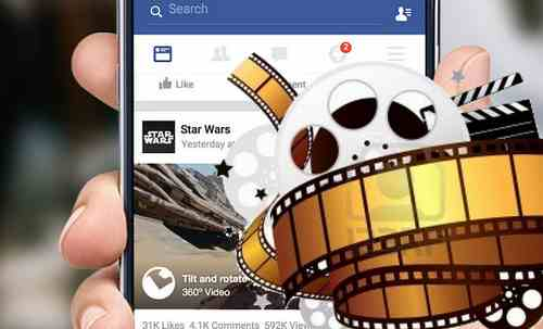 memori HP penuh saat nonton video facebook