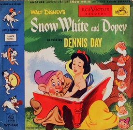 Snow White Dopey animatedfilmreviews.filminspector.com