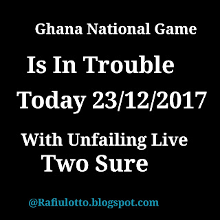 Baba Ijebu National Lottery Game Is In Trouble Today 23/12/2017 With