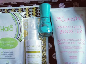 Beauty: Glossybox UK review June 2015