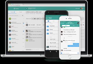 Con Pibox Messenger and Cloud Puedes Tener Tormenta de Ideas, Comunicación, Compartir Archivos y Almacenamiento en la Nube. Todo en un Solo Lugar