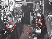 Poltergeist Timbulkan Kekacauan di Pub Shropshire
