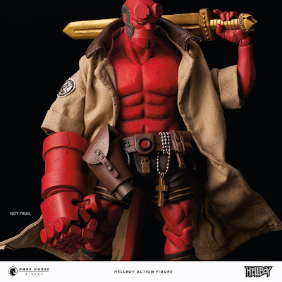 Dark Horse Direct 1 12 scale Hellboy Action Figure