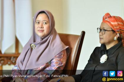 Dapat Anugrah Bintang Bhayangkara, Tito: Puan Berjasa Dalam Lawan Terorisme dan Revolusi Mental