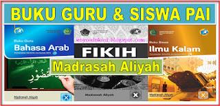 BUKU GURU & SISWA MA MAPEL PAI KELAS X K-2013