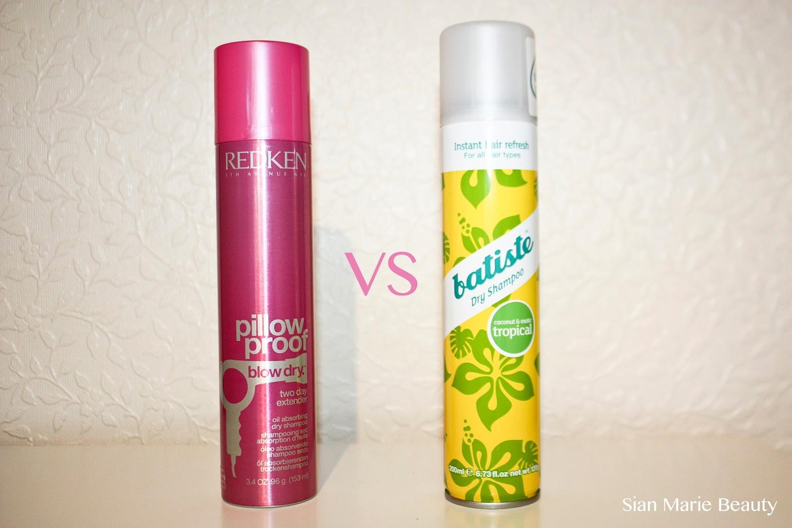 Guest Post | Dry Shampoos Drugstore V Salon - JustJulie
