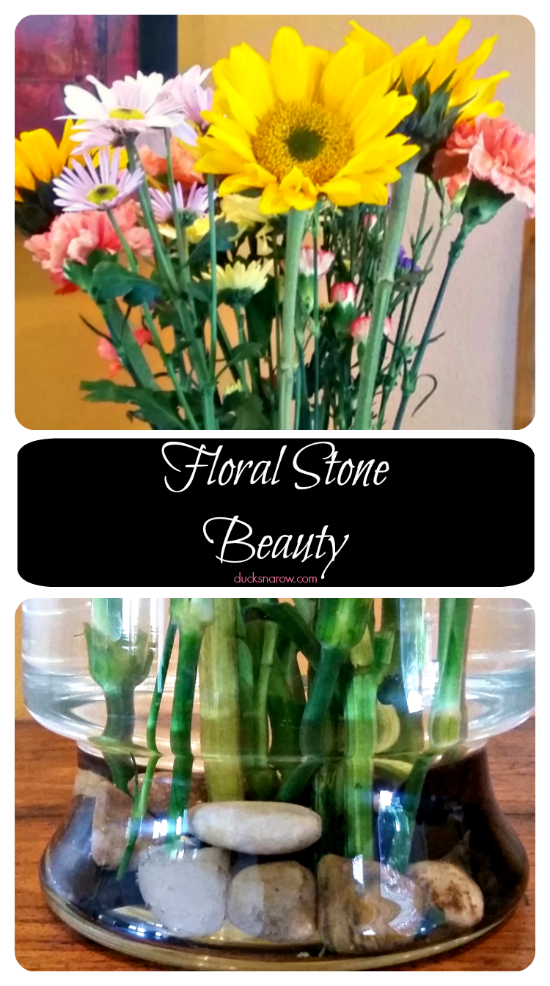 flowers, stones, home decorating, home and garden, tips