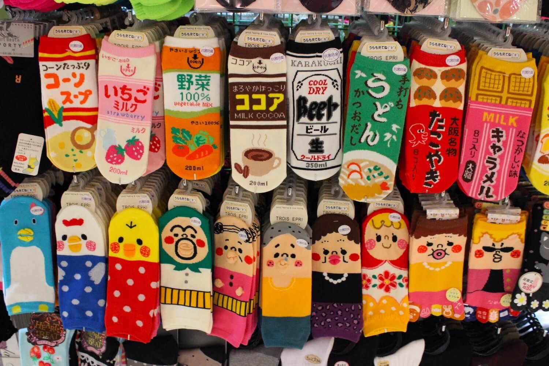 tokyo shibuya 109 fancy socks