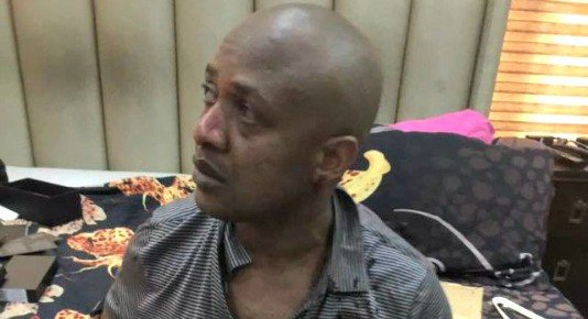"""Police arrest the """"richest and most notorious Nigerian"""