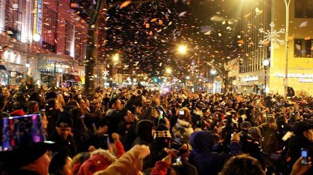Happy New Year 2017 Big Musical Night