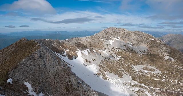 Morrone, montagne della Duchessa