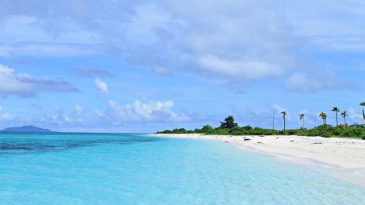 Pulau Lantigiang, Taman Nasional Taka Bonerate, Kabupaten Kepulauan Selayar