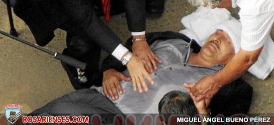 Técnico del Bucaramanga sufrió fractura de la muñeca izquierda | Rosarienses, Villa del Rosario