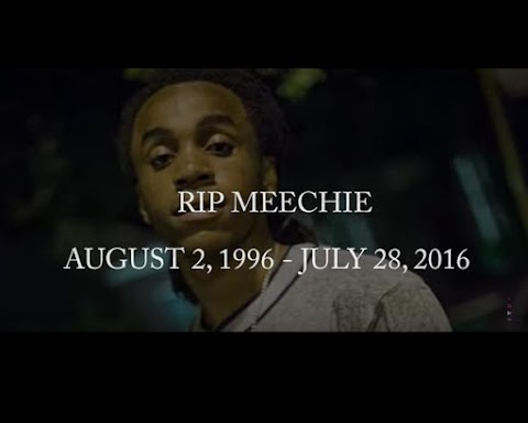 VIDEO REVIEW: Lil Crazy 8 (@CallMe_Crazy8) - Letter To Meechie (Prod. By Dirtychildrant) Dir. @3Sxti