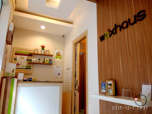 Treatment Review : Waxing for the Firt Time at WAXHAUS Bandung