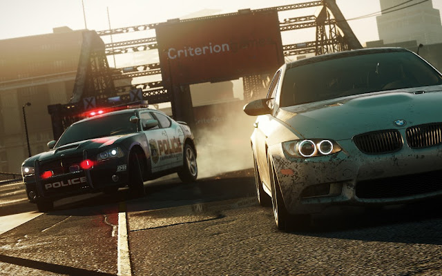 Need For Speed most wanted لعبة