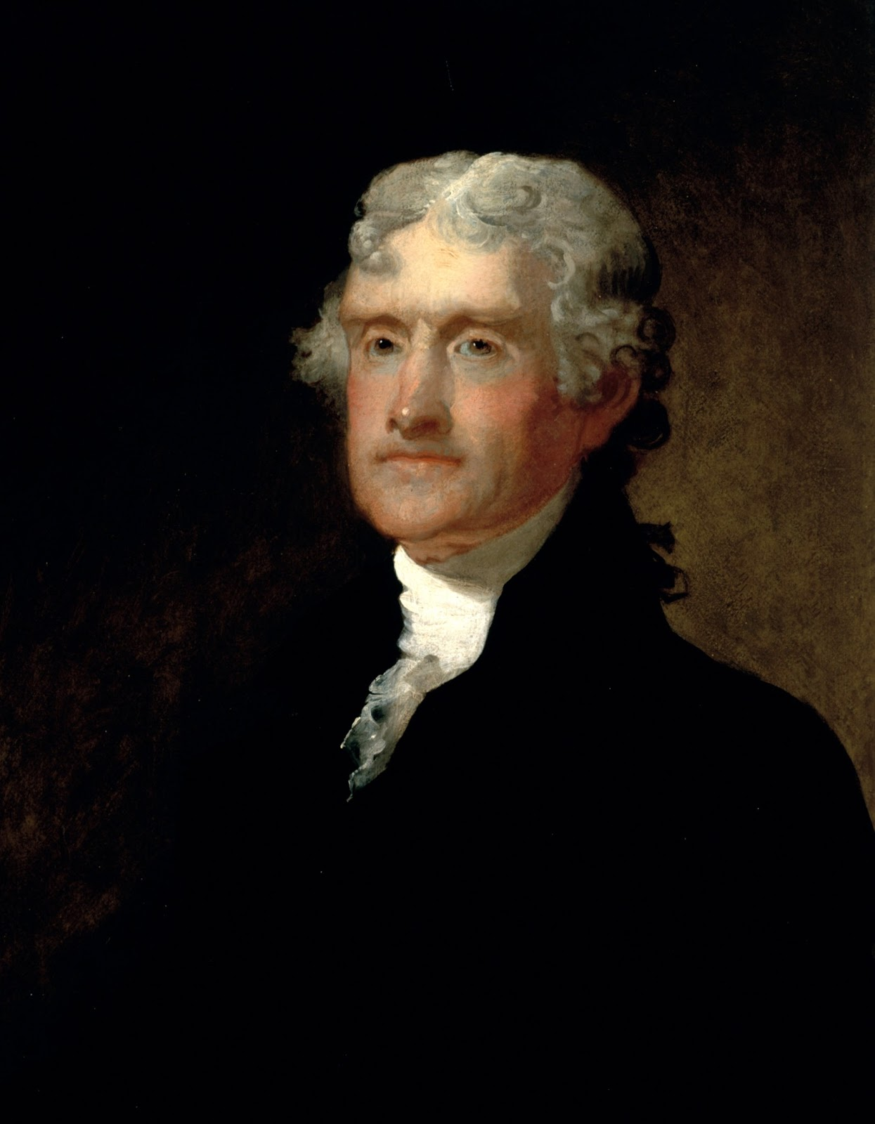"""an analysis of the priorities of thomas jefferson during his presidency President thomas jefferson from wikipedia  during the presidency of james polk  thomas (1803) """"president thomas jefferson to william henry harrison,."""