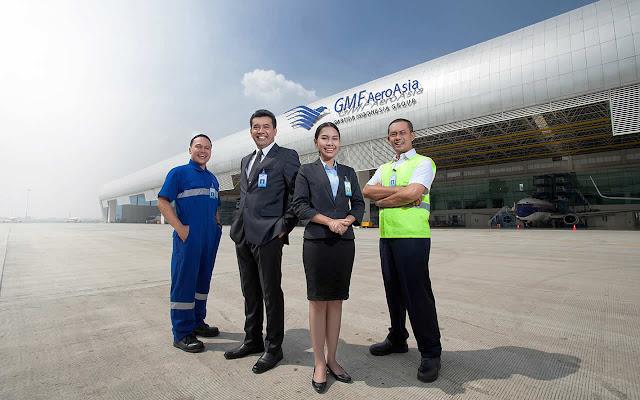 PT Garuda Maintenance Facility AeroAsia (GMF)