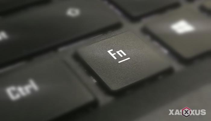 Cara mengaktifkan WiFi di laptop dengan tombol FN