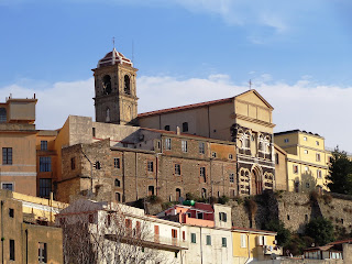 The Cathedral of San Bartolomeo in Patti