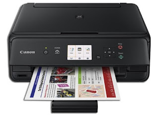 Canon PIXMA TS5055 Driver Download For Windows & Mac