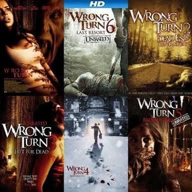 Wrong Turn English Brrip Full Movie