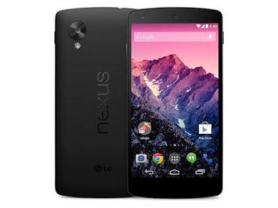 Harga dan Spesifikasi  LG Nexus 5x