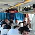 Presiden Sapa Pemudik di Terminal Baranangsiang Bogor