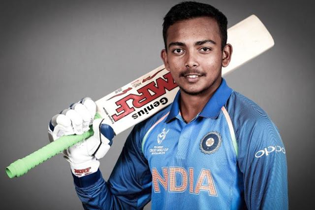44 Prithvi Shaw Latest Photos And Wallpapers 2019