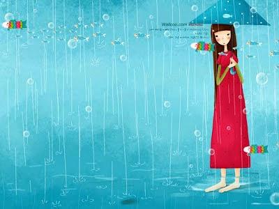 Kumpulan Puisi Filosofi tentang Hujan Terbaru 2014