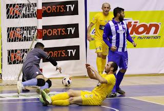 Δεν τα κατάφερε να βρεθεί στον τελικό του Πρωταθλήματος Futsal ο ΑΠΟΕΛ