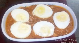 Egg recipes. ande ka salan
