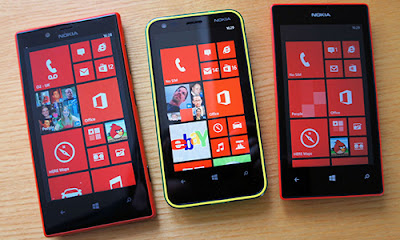mot nu thiet bi windows phone cap nhat windows 10