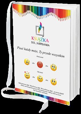 Książka do napisania i dla Kreatywnych Innowatorów