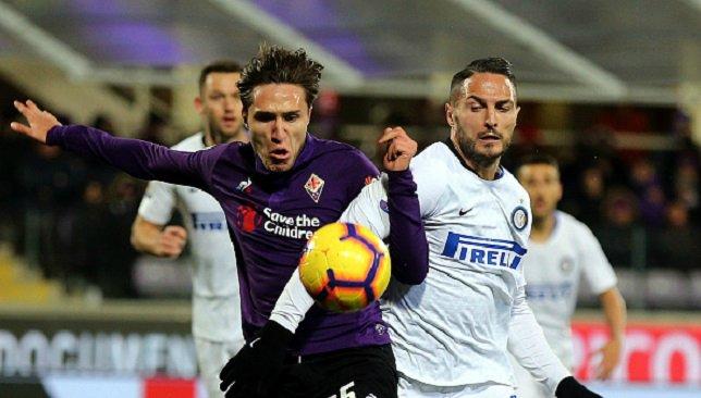 مشاهدة مباراة انتر ميلان وفيورنتينا بث مباشر اليوم 29-1-2020 في كأس ايطاليا
