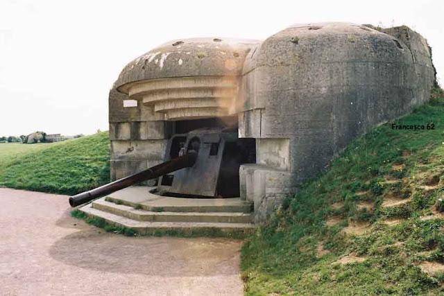 Casemate 2 Longues-sur-Mer