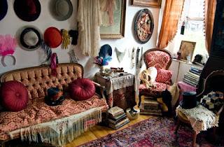 Gambar Desain Interior Ruang Keluarga