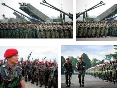 Kuatnya Militer Indonesia Saat Tanggal 17 Agustus