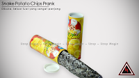 Jual Snake Potato Chips Prank