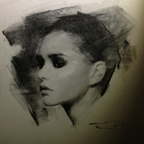 13-Casey-Baugh-Portrait-Drawings-of-Charcoal-Studies-www-designstack-co