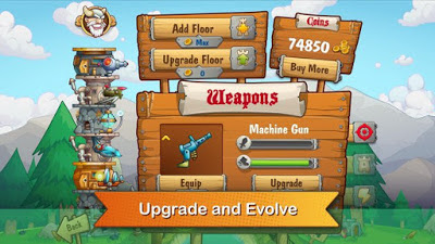 Free Download Tower Crush Apk MOD Terbaru 2016