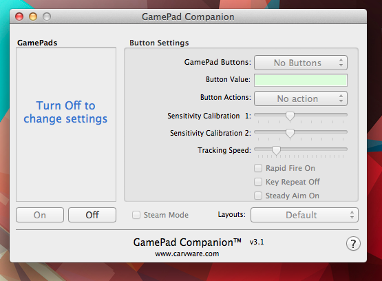 Using your PSP as a game controller for Mac - burnedsap